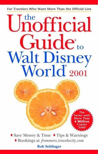 9780028637273: Walt Disney World (Unofficial Guides)
