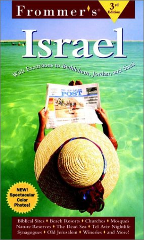 9780028637426: Frommer's Israel