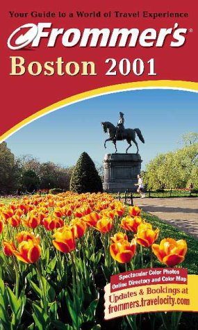 9780028637433: Frommer's Boston 2001 (Frommer's Complete Guides)