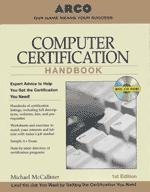 9780028637570: Computer Certification Handbook (ARCO)