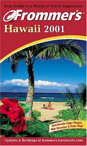 9780028637808: Frommer's Hawaii 2001