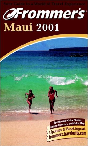 9780028637815: Frommer's Maui 2001