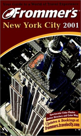 9780028637860: Frommer's New York City 2001