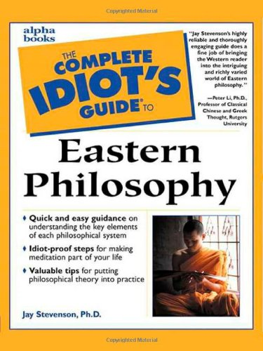 9780028638201: Complete Idiot's Guide to Eastern Philosophy