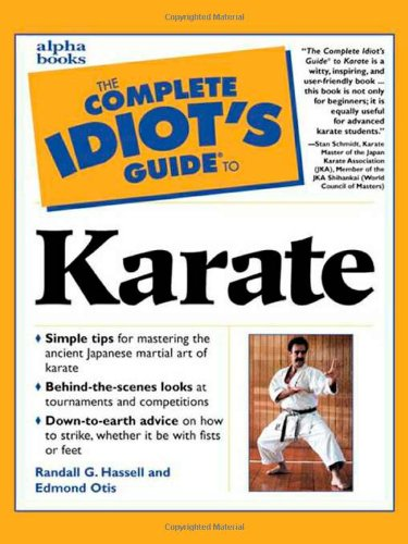 9780028638324: The Complete Idiot's Guide to Karate