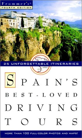 9780028638379: Frommer's Spain's Best-Loved Driving Tours
