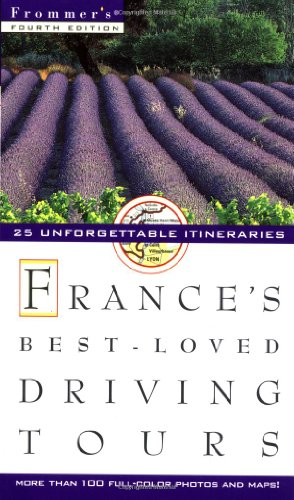 9780028638386: France's Best-loved Driving Tours