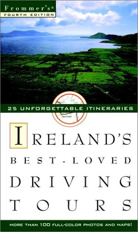 9780028638393: Frommer's Ireland's Best-loved Driving Tours