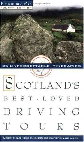 9780028638409: Frommer's Scotland's Best-Loved Driving Tours