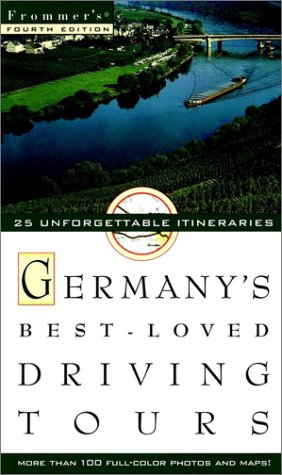 9780028638416: Frommer's Germany's Best-Loved Driving Tours