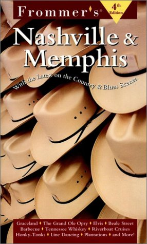 9780028638539: Frommer's Guide to Nashville and Memphis (Frommer's Complete Guides)