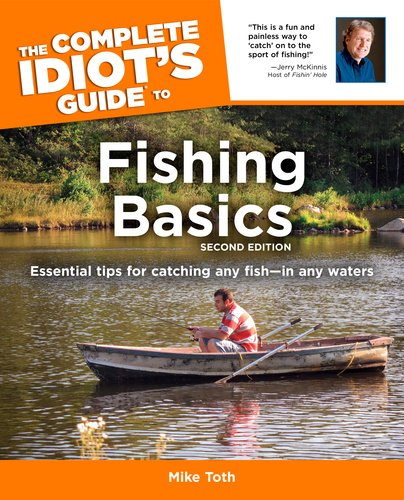 9780028638843: The Complete Idiot's Guide to Fishing Basics