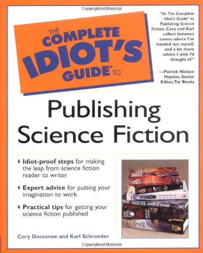 9780028639185: The Complete Idiot's Guide to Publishing Science Fiction