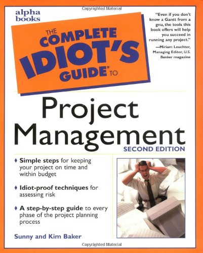 9780028639208: The Complete Idiot's Guide to Project Management