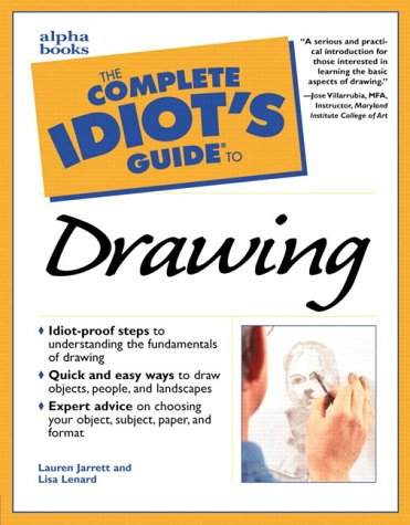 9780028639369: The Complete Idiot's Guide to Drawing