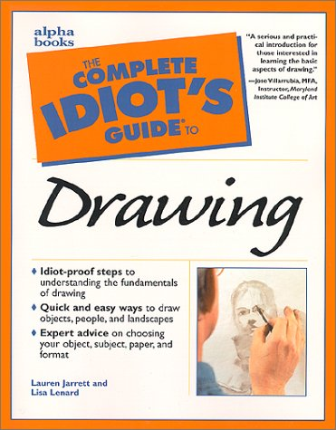 9780028639369: Complete Idiot's Guide to Drawing