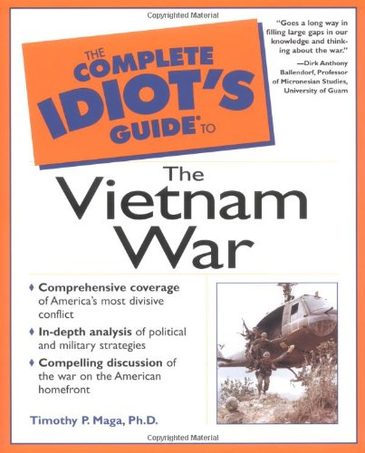 9780028639499: The Complete Idiot's Guide to Vietnam War