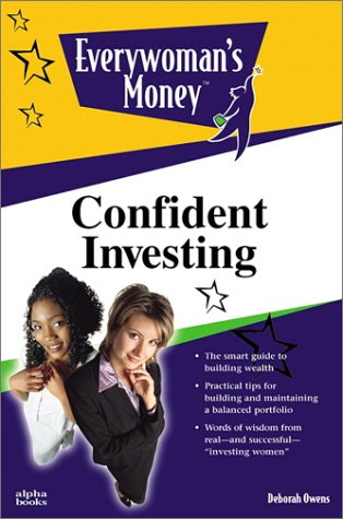 9780028640105: Everywoman's Money: Confident Investing