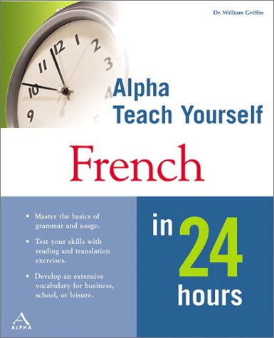 9780028641737: Teach Yourself French in 24 Hours