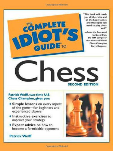 9780028641829: The Complete Idiot's Guide to Chess
