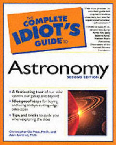 9780028641980: The Complete Idiot's Guide to Astronomy