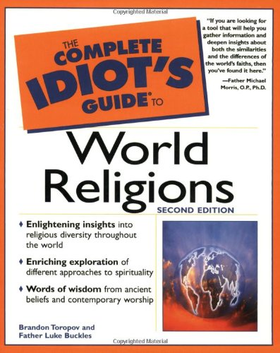 9780028642086: The Complete Idiot's Guide(R) to World Religions (2nd Edition)