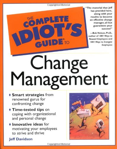 9780028642178: The Complete Idiot's Guide to Change Management