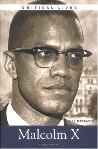 9780028642185: Malcolm X (Critical Lives)