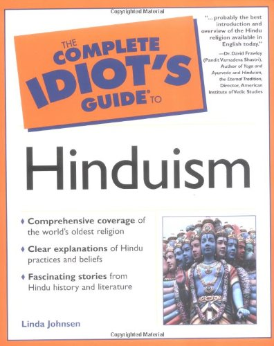 9780028642277: The Complete Idiot's Guide to Hinduism