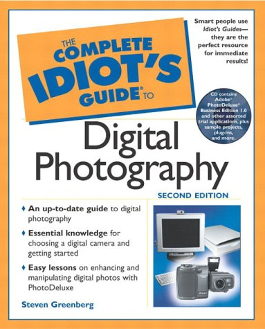 9780028642352: The Complete Idiot's Guide to Digital Photography (2nd Edition)