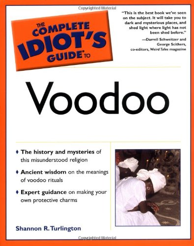 9780028642369: The Complete Idiot's Guide(R) to Voodoo