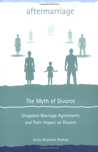9780028642376: Aftermarriage: The Myth of Divorce