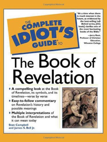 9780028642383: The Complete Idiot's Guide to the Book of Revelation (Complete Idiot's Guides (Lifestyle Paperback))