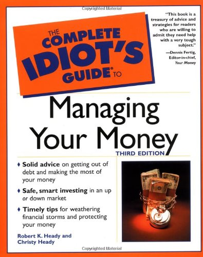 9780028642451: The Complete Idiot's Guide to Managing Your Money (3rd Edition)