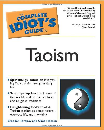 9780028642628: The Complete Idiot's Guide to Taoism