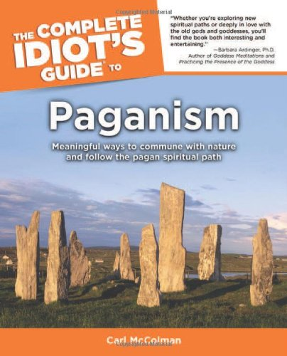 9780028642666: Complete Idiot's Guide to Paganism
