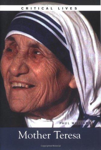 9780028642789: Critical Lives: Mother Teresa