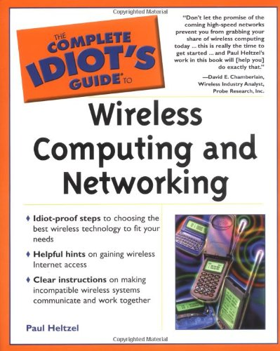 9780028642871: The Complete Idiot's Guide to Wireless Computing and Networking