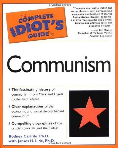 9780028643144: The Complete Idiot's Guide to Communism