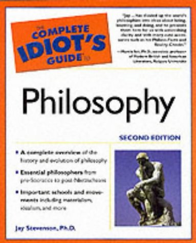9780028643380: The Complete Idiot's Guide to Philosophy