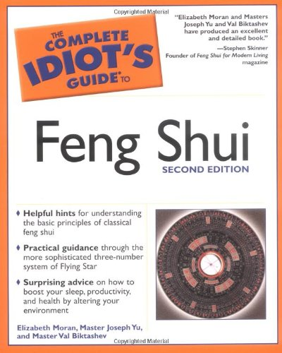 9780028643397: The Complete Idiot's Guide to Feng Shui (2nd Edition)