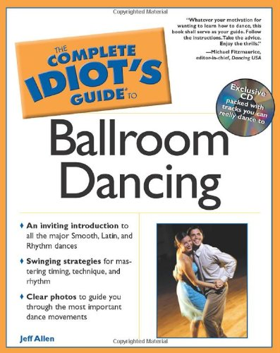 9780028643458: The Complete Idiot's Guide to Ballroom Dancing