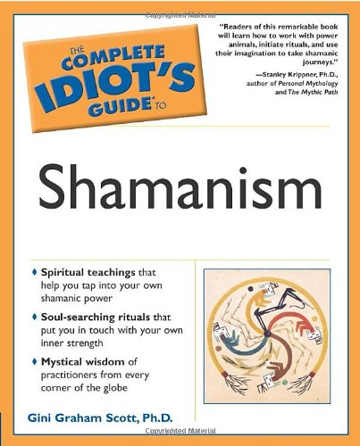 9780028643649: Complete Idiot's Guide To Shamanism