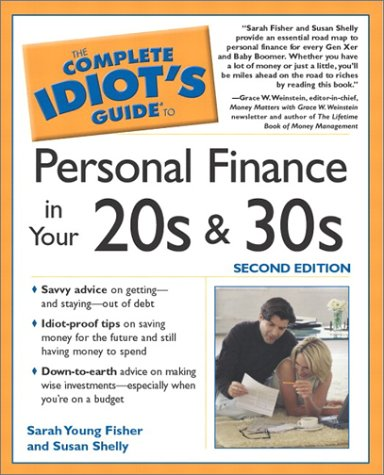 9780028643748: The Complete Idiot's Guide To Personal Finance in Your 20s and 30s (2nd Edition)