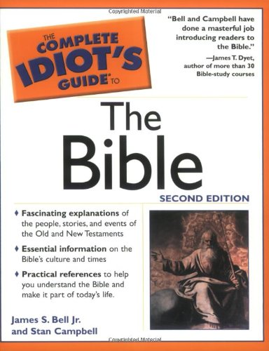 9780028643823: The Complete Idiot's Guide to the Bible (2nd Edition)