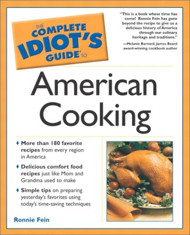 9780028643915: Complete Idiot's Guide to American Cooking