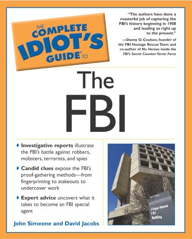 9780028644004: The Complete Idiot's Guide to the FBI