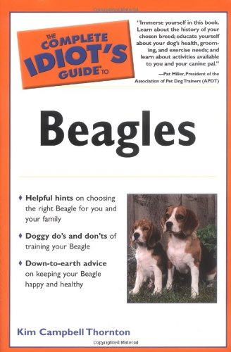 9780028644035: The Complete Idiot's Guide to Beagles (Complete Idiot's Guides (Lifestyle Paperback))