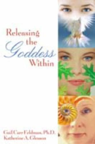 9780028644059: RELEASING THE GODDESS WITHIN.