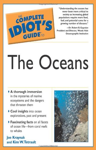 9780028644622: The Complete Idiot's Guide to the Oceans